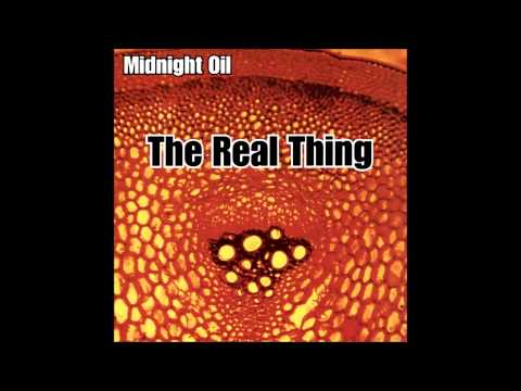 Midnight Oil - The real thing (full album)