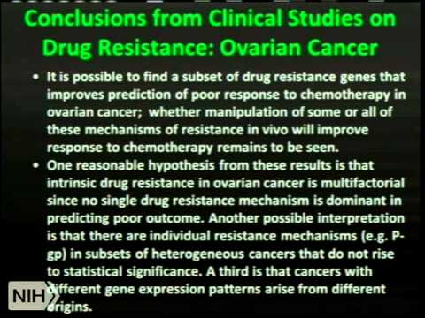 Demystifying Medicine 2014 - Drug Resistance in Cancer: Mechanism and Management