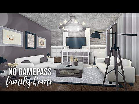 roblox-|-bloxburg-|-no-gamepass-family-home