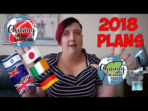 PLANNING FOR 2018