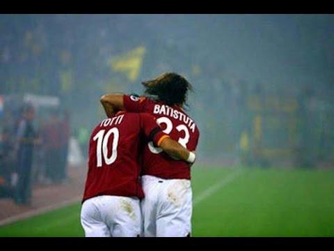 Batistuta & Totti • The Magic Duo