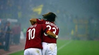 Batistuta & Totti • The Magic Duo