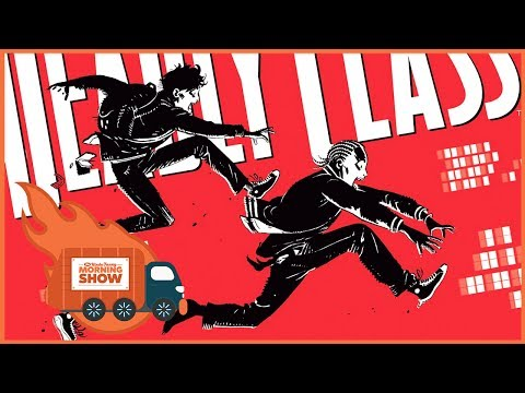 Deadly Class Review - Kinda Funny Morning Show 07.19.17