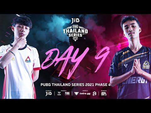 🔴 ไลฟ์สด! PUBG Thailand Series 2021 Road to PCS4 APAC (วันที่ 9)