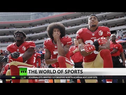 NFL bows to Trump? Penalizing those who take a knee
