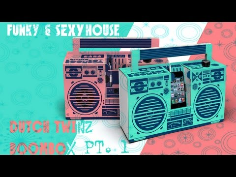Funky House Club Mix - Boombox Session Vol. 1 (It's Gio ft. Thereaux MC)