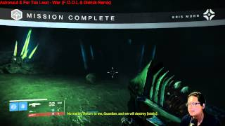 Destiny: Daily Heroic Story - 11/2/15 - Lost To Light (How to get the Black Spindle)