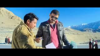 vijays cute daughter divya saasha introduction scene in theri full hd