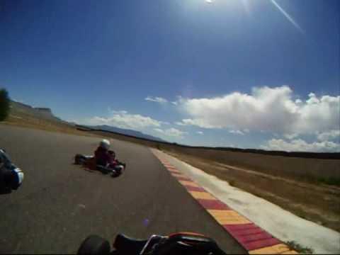 Komar Racing at Grand Junction Motor Speedway