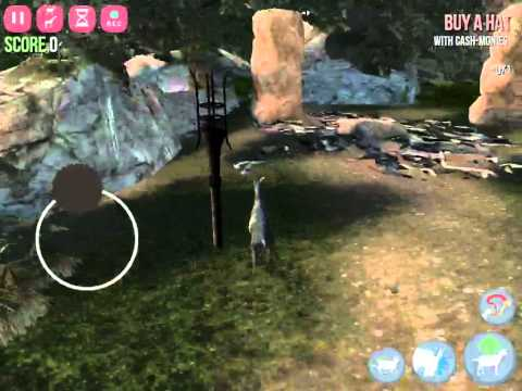 [Goat Simulator] Finding the Wind Altar