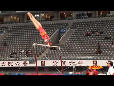 China's Best & Cutest Gymnast? Olympic Gold Medal Champ Jiang Yuyuan?