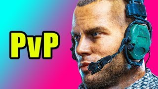 PvP! ⚠️ Ghost Recon Wildlands PvP Gameplay ⚠️ Ghost Recon Wildlands PvP Gameplay PS4
