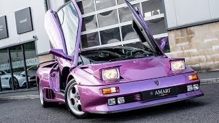 Lamborghini Diablo SE30 'Cosmic Girl'