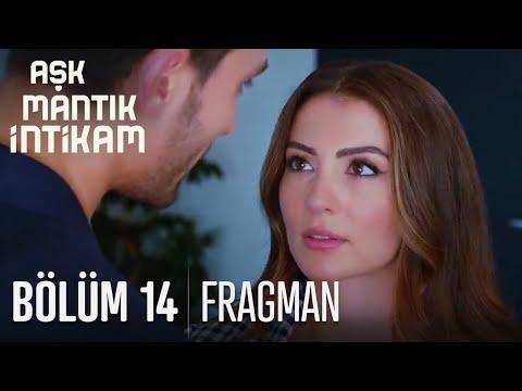 Aşk Mantık İntikam 14. Bölüm Fragmanı