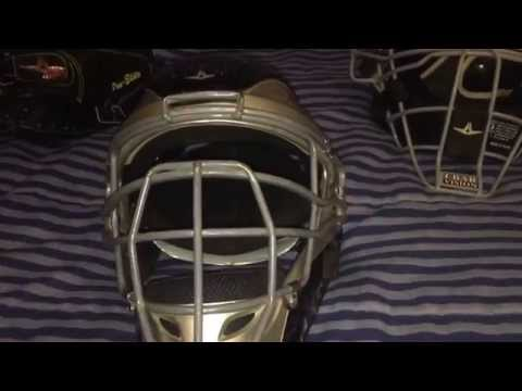 Allstar catchers mask
