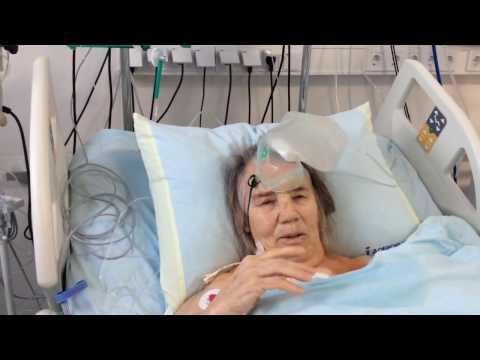 «Дівчата, не треба боятися!» Операція на серці в 76 років