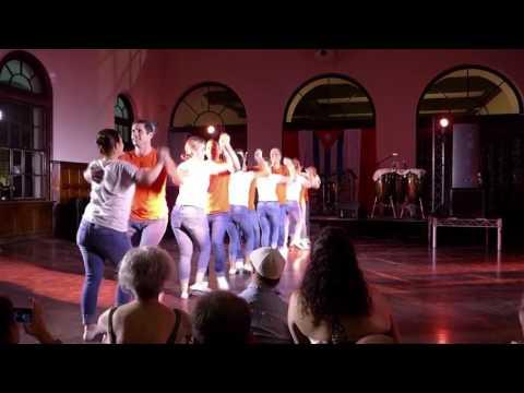 Sydney Cuban Salsa Congress 2016 Havana Dance Academy Rueda Team - Sydney