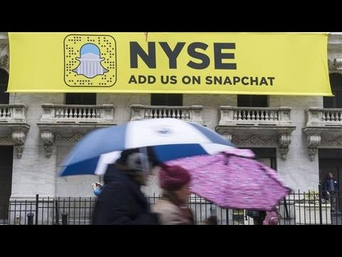 Snapchat Courting Big Pre-IPO Ad Deals