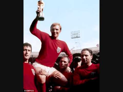 Three Lions On The Shirt Footballs Coming Home