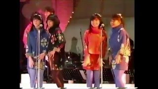 1985年10月5日PM6時38分35秒 東京・日比谷野外音楽堂 小雨の中、開演 お...