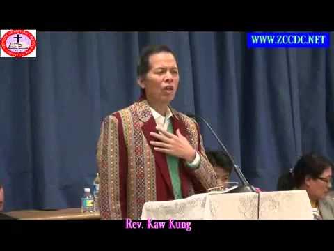 Rev. Kaw Kung Sermon Fed 22,15