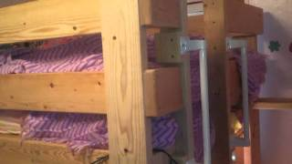 Homemade Loft Bed # 1