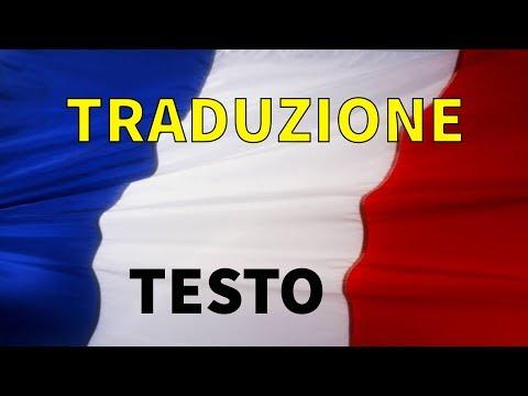 Inno FRANCIA TRADUZIONE + TESTO italiano - La Marseillaise
