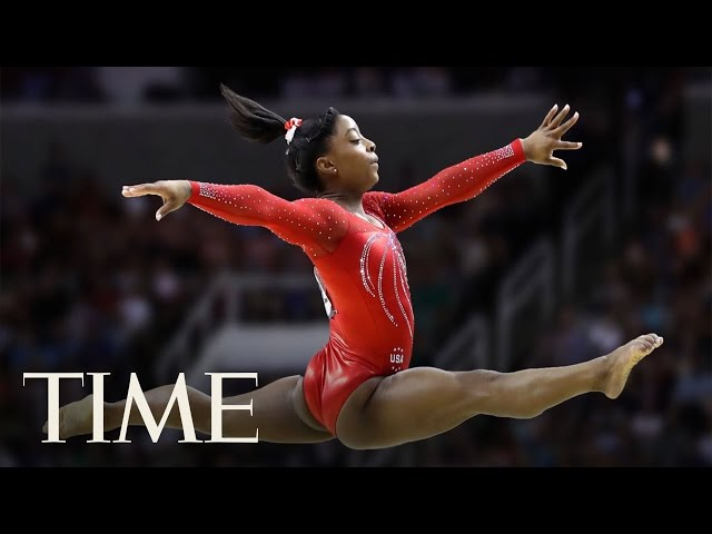 Simone Biles and a Legacy of Success in U.S. Gymnastics