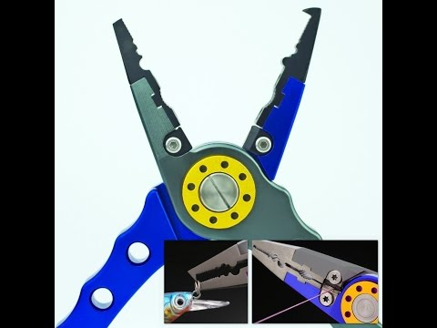 5 Top Quality Fishing Pliers You Can Buy Online