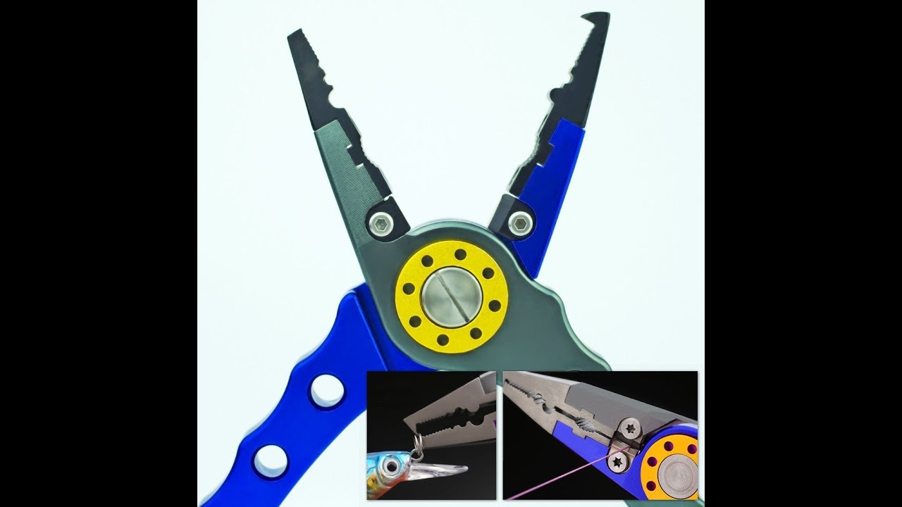 5 top quality fishing pliers you can buy online youtube for Best fishing pliers