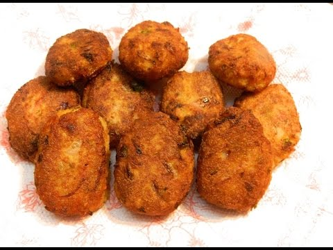 Poha Cutlets or Flattened Rice Potato Cutlets/ ChivDa Veggie Cutlets By Khana Manpasand