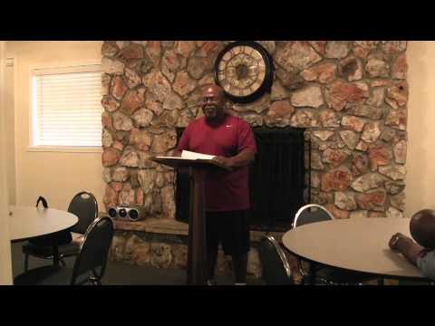 7-28-2014 Monday Night Prayer By Bro Travis Stewart (Debra Moore Introduction)