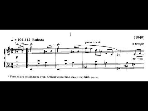 George Antheil - 11 Valentine Waltzes (VALENTINE'S DAY FINALE)