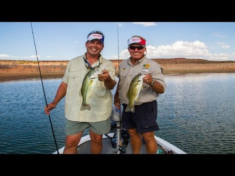 Lake Powell Bass With Roland Martin & Ron Colby
