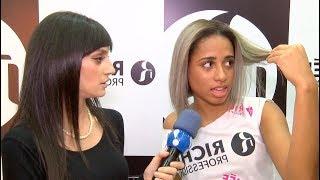 Com novo visual, MC Loma diz que é comparada a Rihanna