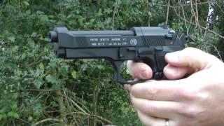AIR PISTOL - Umarex Beretta 92FS CO2 Pistol .177 Replica Gun