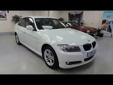White BMW Series Diesel For Sale In Cardiff YouTube - Bmw 335 diesel for sale