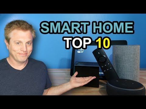 Amazon Echo Smart Home - Top 10 features & uses