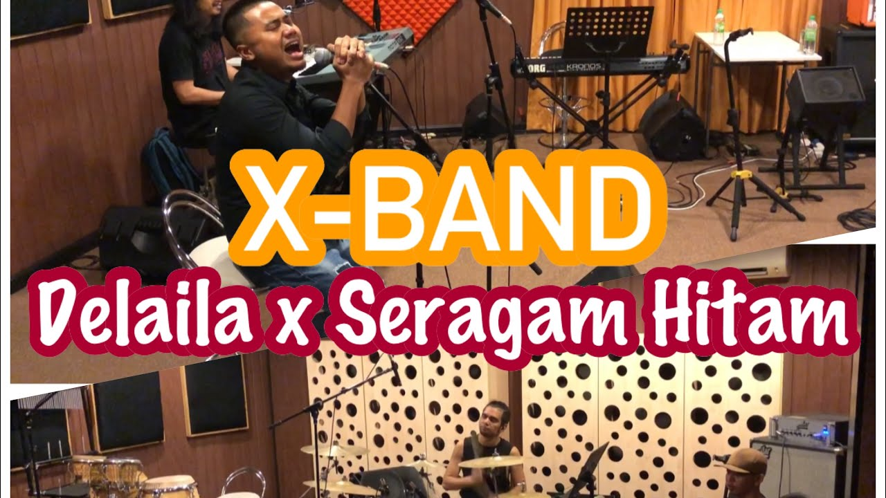 Download Delaila x Seragam Hitam | Lan Solo & X-Band