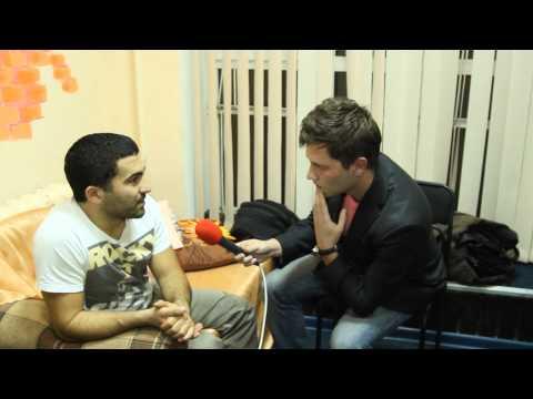 Интервью с Bahh Tee в Белгороде