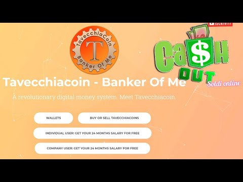 Guadagnare in automatico con un'app(tavecchiacoin)
