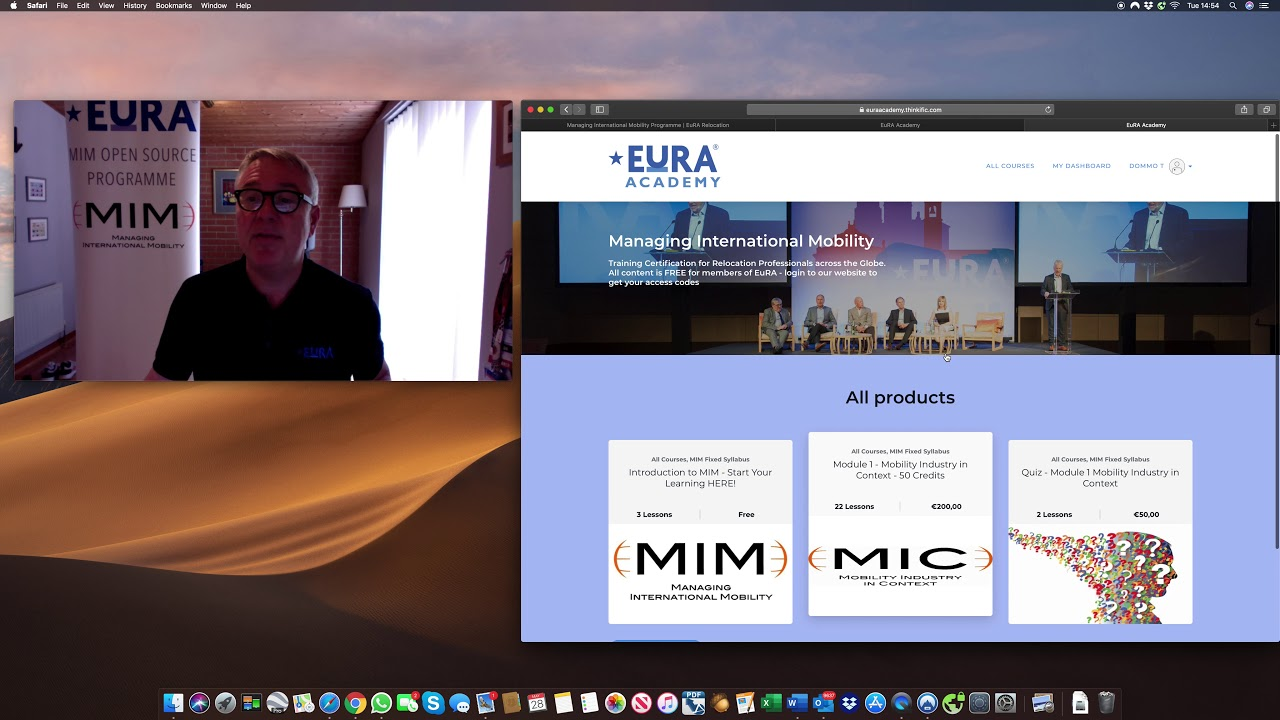 Managing International Mobility Programme | EuRA Relocation
