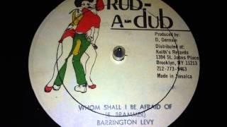Barrington Levy - Whom Shall I Be Afraid Of Mp3