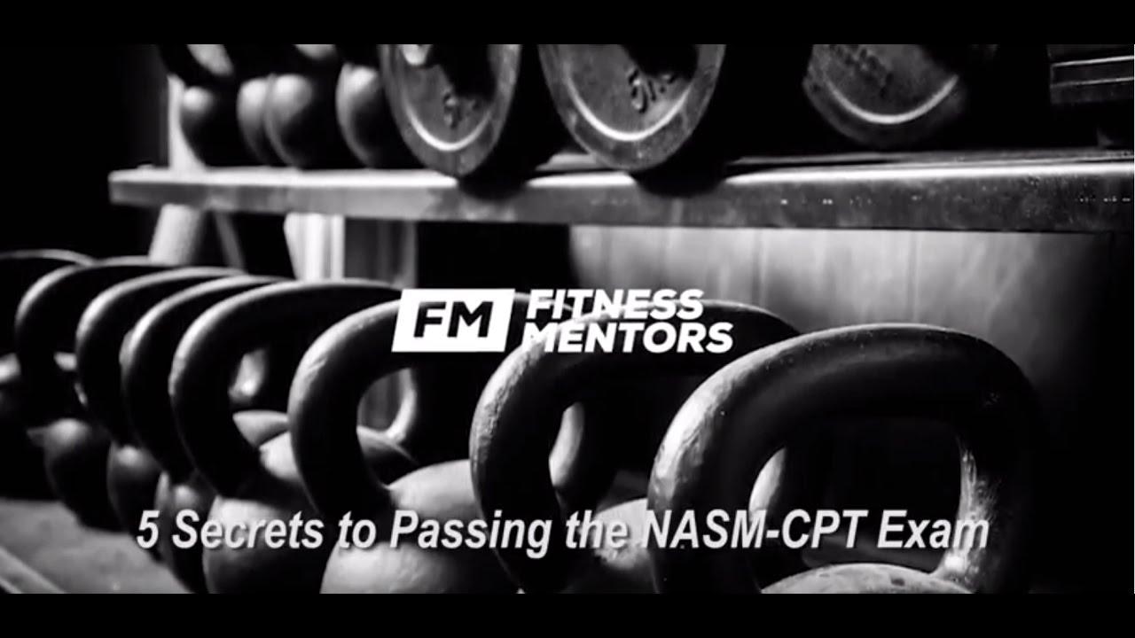 Nasm study guide how to pass your nasm cpt 5 secrets youtube nasm study guide how to pass your nasm cpt 5 secrets 1betcityfo Choice Image