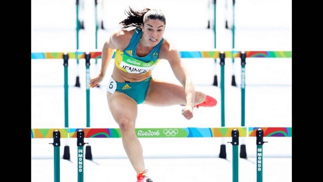 olympic hurdler jenneke - 1024×724