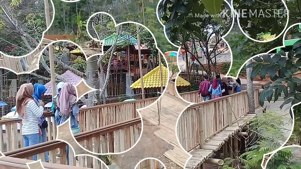 Tempat Wisata Kudus Hits - THE HILLS VAGANZA - KUDUS - YouTube