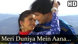Meri Duniya Mein Aana Na Jana - Paayal (1992) Songs - Bhagyashree - Himalaya