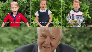 video: Decoding George, Charlotte and Louis's latest outfits, from hand-me-downs to school uniforms
