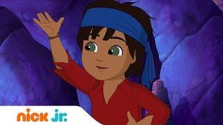Даша и её друзья | Пиратское судно ⛵️| Nick Jr. Россия