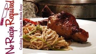 Five Spice Chicken - Noreciperequired.com